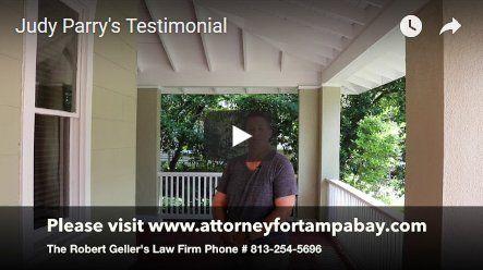 Judy Parry's Testimonial