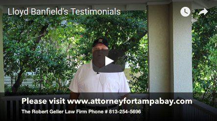Lloyd Banfield's Testimonials