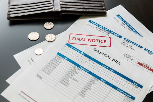 Medical Bills And Filing For Bankruptcy In Florida.