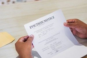 Filing For Bankruptcy And Eviction In Tampa, Florida.